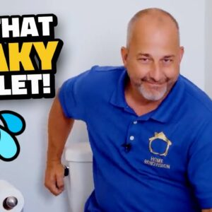 This Is Why Your Toilet Drips